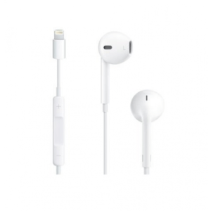 Наушники Apple EarPods with Lightning Connector (MMTN2) - ТвойGadget