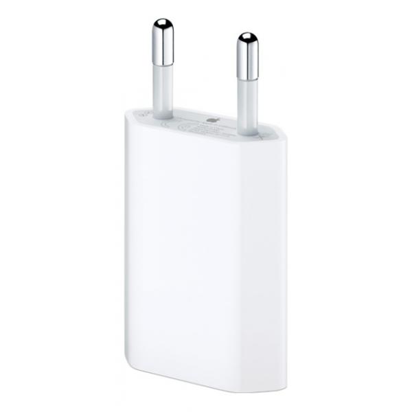 Зарядное устройство Apple 5W USB Power Adapter (MD813) - ТвойGadget