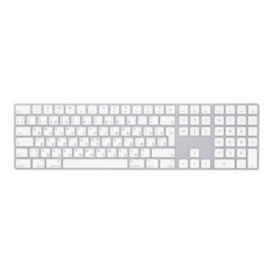 Клавиатура Apple Magic Keyboard with Numeric Keypad (MQ052) - ТвойGadget