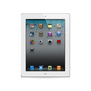 Apple iPad 2 16 GB WI-FI White ; (б/у) - ТвойGadget