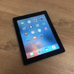 Apple iPad 2 16 GB WI-FI + 3G Black ; (б/у) - ТвойGadget