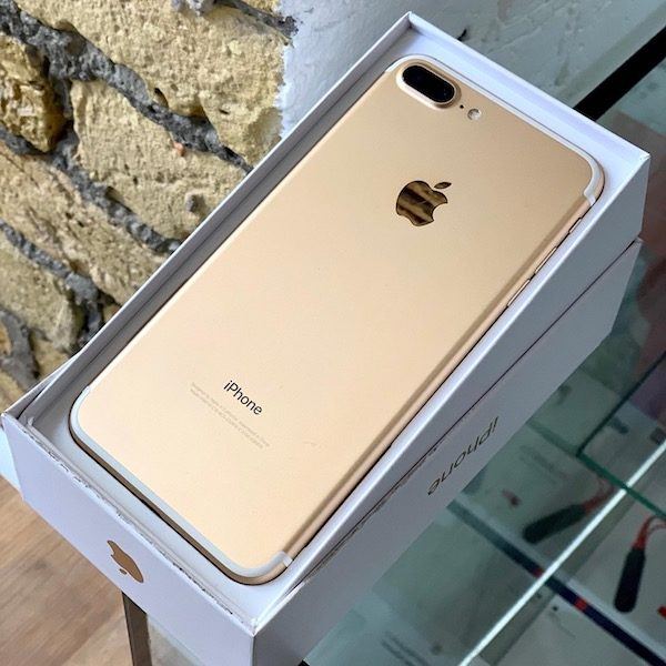 Apple iPhone 7 Plus 32 GB Gold (MNQP2) Б/У состояние – А - ТвойGadget