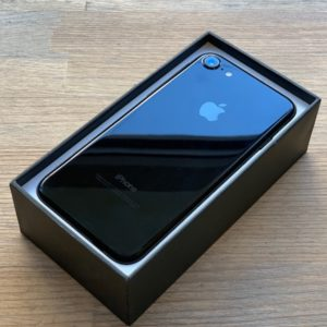 Apple iPhone 7 128 GB Jet Black (MN962) ; состояние – А - ТвойGadget
