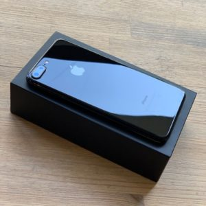 Apple iPhone 7 Plus 32 GB Jet Black(MQU22); состояние – А - ТвойGadget