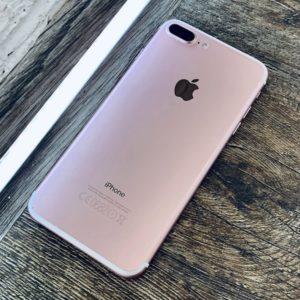 Apple iPhone 7 Plus 128 GB Rose Gold (MN4U2) ; состояние – А - ТвойGadget