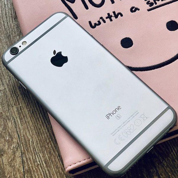 Apple iPhone 6s 64 GB Space Gray (MKQN2) Б/У состояние – А - ТвойGadget
