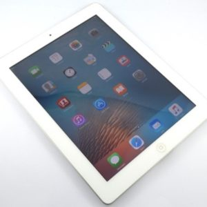 Apple iPad 2 32 GB WI-FI + 3G White ; (б/у) - ТвойGadget