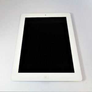 Apple iPad 2 32 GB WI-FI White ; (б/у) - ТвойGadget