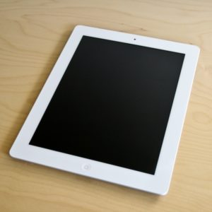 Apple iPad 2 16 GB WI-FI + 3G White ; (б/у) - ТвойGadget