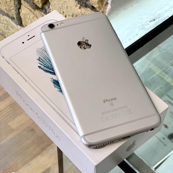 Apple iPhone 6s Plus 32 GB Silver (MN352) Б/У состояние – А - ТвойGadget