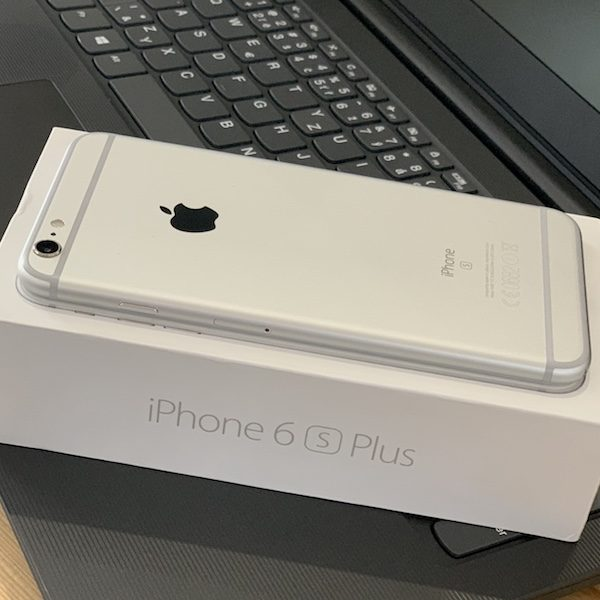 Apple iPhone 6s Plus 16 GB Silver (MKU22) Б/У состояние – А - ТвойGadget