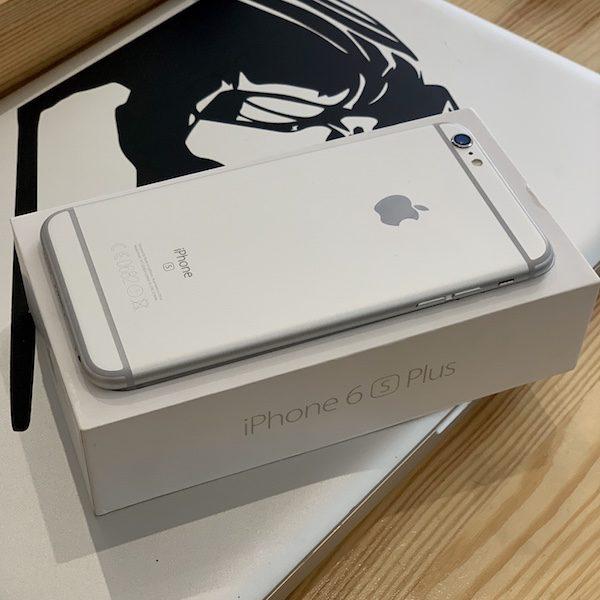 Apple iPhone 6s Plus 128 GB Silver (MKUE2) Б/У состояние – А - ТвойGadget