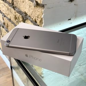 Apple iPhone 6 Plus 128 GB Space Gray; состояние – А - ТвойGadget