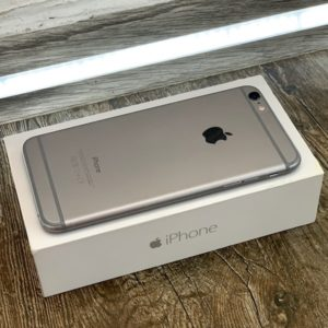 Apple iPhone 6 Plus 16 GB Space Gray; состояние – А - ТвойGadget