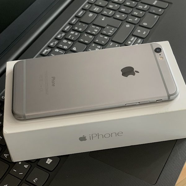 Apple iPhone 6 Plus 32 GB Space Gray; состояние – А - ТвойGadget