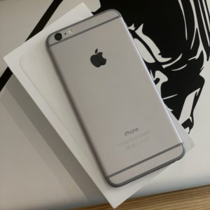 Apple iPhone 6 Plus 64 GB Space Gray; состояние – А - ТвойGadget