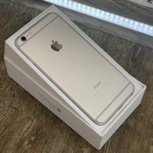 Apple iPhone 6 Plus 128 GB Silver; состояние – А - ТвойGadget
