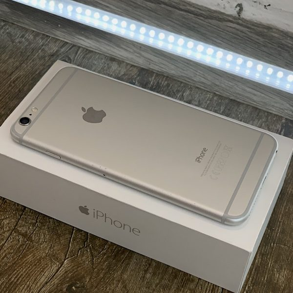 Apple iPhone 6 Plus 128 GB Silver Б/У состояние – А - ТвойGadget