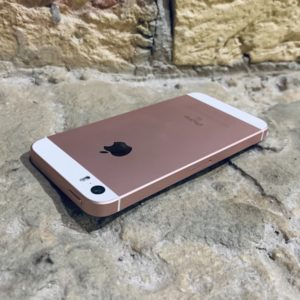 Apple iPhone SE 64 GB Rose Gold (MLXQ2) ; состояние – А - ТвойGadget