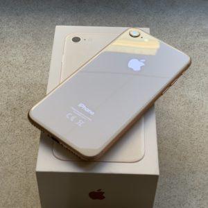 Apple iPhone 8 256 GB Gold(MQ7H2); состояние – А - ТвойGadget