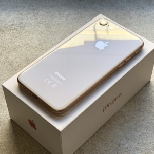 Apple iPhone 8 64 GB Gold (MQ6M2) ; состояние – А - ТвойGadget