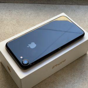 Apple iPhone 7 32 GB Jet Black (MQTR2) ; состояние – А - ТвойGadget