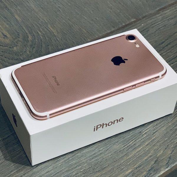 Apple iPhone 7 256 GB Rose Gold (MN9A2) Б/У состояние – А - ТвойGadget