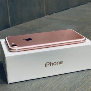 Apple iPhone 7 256 GB Rose Gold (MN9A2) ; состояние – А - ТвойGadget