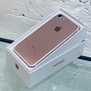 Apple iPhone 7 32 GB Rose Gold (MN912) Б/У состояние – А - ТвойGadget