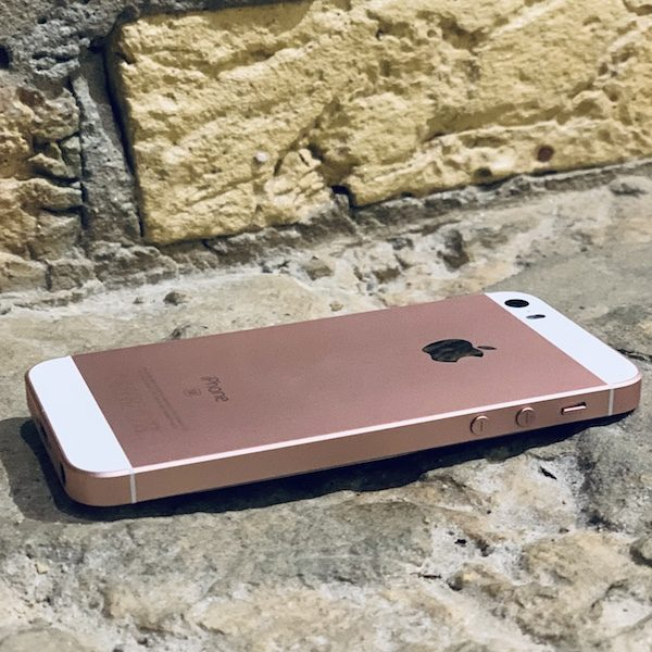 Apple iPhone SE 128 GB Rose Gold (MN952) ; состояние – А - ТвойGadget