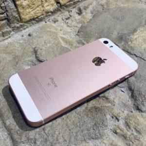Apple iPhone SE 128 GB Rose Gold (MN952) ; состояние – А - ТвойGadget