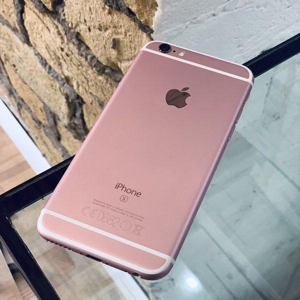 Apple iPhone 6s 64 GB Rose Gold (MKQR2) Б/У состояние — А - ТвойGadget