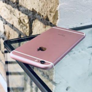 Apple iPhone 6s 64 GB Rose Gold (MKQR2) ; состояние – А - ТвойGadget