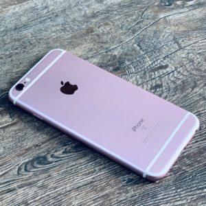 Apple iPhone 6s 32 GB Rose Gold (MN122) ; состояние – А - ТвойGadget