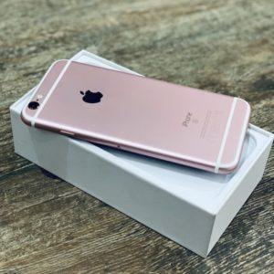 Apple iPhone 6s 128 GB Rose Gold (MKQW2) ; состояние – А - ТвойGadget