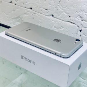 Apple iPhone 7 32Gb Silver (MN8Y2); состояние – А - ТвойGadget