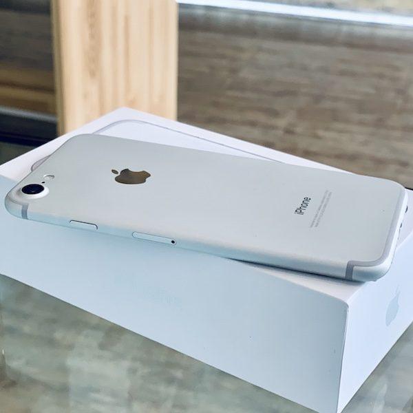 Apple iPhone 7 128 GB Silver (MN932) Б/У состояние – А - ТвойGadget