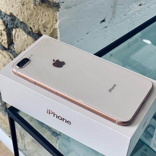 Apple iPhone 8 Plus 64 GB Gold (MQ8N2) Б/У состояние — А - ТвойGadget