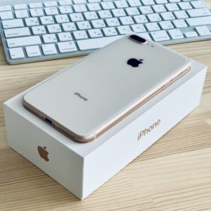 Apple iPhone 8 Plus 64 GB Gold (MQ8N2) Б/У состояние – А - ТвойGadget