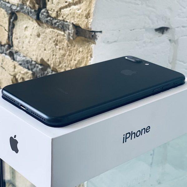 Apple iPhone 7 Plus 128 GB Black (MN4M2) Б/У состояние – А - ТвойGadget