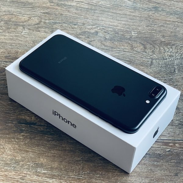 Apple iPhone 7 Plus 256 GB Black (MN4W2) Б/У состояние – А - ТвойGadget