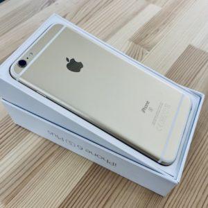 Apple iPhone 6s Plus 128 GB Gold (MKUF2) Б/У состояние – А - ТвойGadget