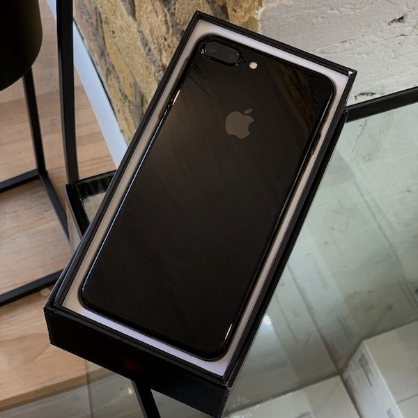 Apple iPhone 7 Plus 256 GB Jet Black (MN512) Б/У состояние – А - ТвойGadget