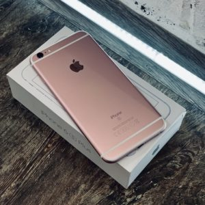 Apple iPhone 6s Plus 32 GB Rose Gold (MN2Y2) ; состояние – А - ТвойGadget