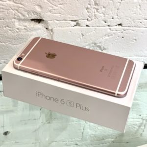 Apple iPhone 6s Plus 16 GB Rose Gold (MKU52) ; состояние – А - ТвойGadget