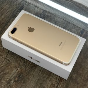 Apple iPhone 7 Plus 128 GB Gold (MN4Q2); состояние – А - ТвойGadget