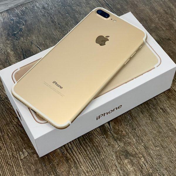 Apple iPhone 7 Plus 128 GB Gold (MN4Q2) Б/У состояние – А - ТвойGadget