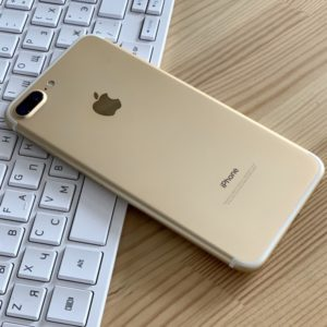 Apple iPhone 7 Plus 256 GB Gold (MN4Y2); состояние – А - ТвойGadget