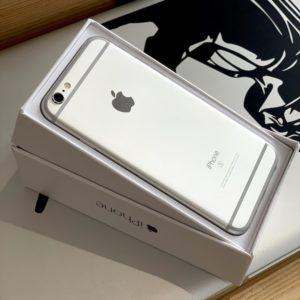 Apple iPhone 6s 16 GB Silver (MKQK2) ; состояние – А - ТвойGadget