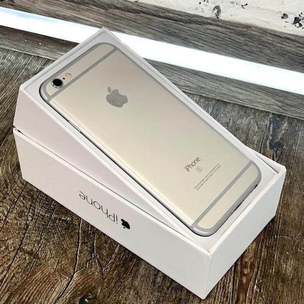 Apple iPhone 6s 64 GB Silver (MKQP2) Б/У состояние – А - ТвойGadget